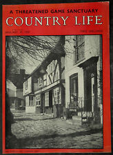 The Cobbled Way Lenham Kent Parks Greengrocer 1957 1 Page Photo Magazine Cover