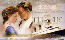 Titanic Leonardo DiCaprio movie poster print #12