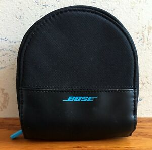Genuine Bose Zippered Case (only) For Soundlink On-Ear Headphones USED FREE SHIP