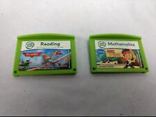 Leapster Leap Frog Explorer Disney Planes + Jake and the Neverland Pirates