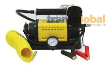 T-Max 12V Powerful Heavy Duty Portable Air Compressor 4x4 Tyre Inflator Pump