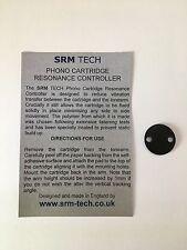 NOUVEAU! SRM Tech Phono Cartouche résonance Controller-Introduction offre!!!