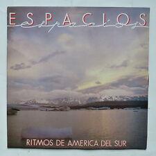 Espacios Ritmos de America del sur