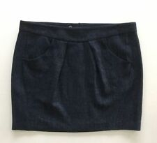 Country Road Regular Size Wool Mini Skirts for Women