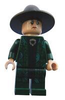 Lego Professor Minerva McGonagall Minifigur Figur Harry Potter hp152 Neu