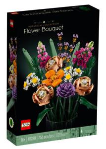 LEGO Creator Expert Flower Bouquet - 10280 BRAND NEW & SEALED | AUS STOCK Fast