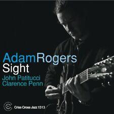 Adam Rogers - Sight [CD]