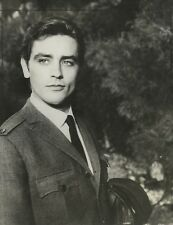 ALAIN DELON Original Vintage Photo PORTRAIT 1960's