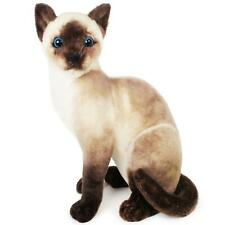Stefan the Siamese Cat | 14 Inch Stuffed Animal Plush | By Tiger Tale Toys