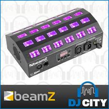 Beamz BUV463 LED UV Black Light Ultra Violet Party Strobe FXLight 24x3W LEDs