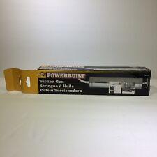 Powerbuilt  Suction Gun - 648756 New In Box