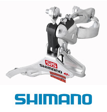 Shimano FD-TY10 Deragliatore Mech-Bottom Pull-Clamp 31.8mm