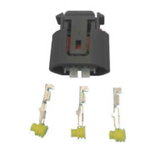 Fit For WRX Subaru Alternator Wire Harness Plug Kit Oval Green Impreza Tribeca