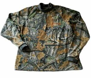 Scent Lok Savanna Ext Long Sleeve Pullover ShirtXL