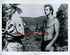 "Ron Ely Woody Strode Tarzan 8x10"" Photo #K7850"