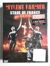 Mylene Farmer double dvd digipack Stade De France 2009