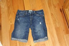 Aeropostale Jean shorts size 5/6