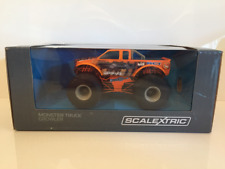 Scalextric C3779 MONSTER TRUCK Growler ARANCIONE SCALA 1:32 NUOVO