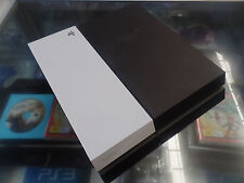 Sony PlayStation PS4 Console CUH-1202A BLACK & WHITE 500GB FOR PARTS NOT WORKING
