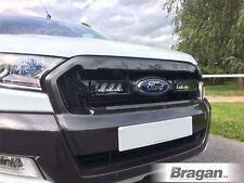 Per 2016 + ford Ranger Lazer Griglia LED Lampade + Supporto Kit Triple-R 750PL