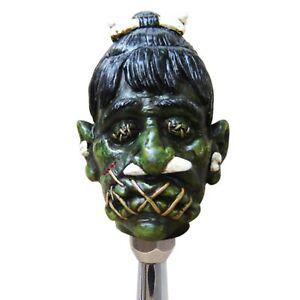 Shrunkin Head Shift Knob w/ Adapters fits lokar b&m gennie hot rat street rod