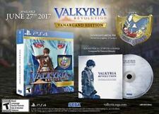 Valkyria Revolution - Vanargand Limited Collector Edition [PlayStation 4, Sony]