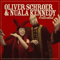 Schroer Oliver & Nuala Kennedy - Enthralled Nuevo CD
