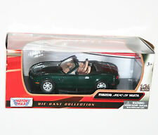 Motor Max - MAZDA MX-5 MIATA (Green) - Model Scale 1:24