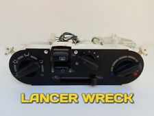 MITSUBISHI CE LANCER COUPE OR CE MIRAGE- A/C HEATER CONTROLS
