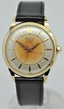 Rado 14K gold automatic gents dress watch