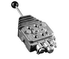 Dv152acxyg0p13 Cross 15 Gpm Hydraulic Loader Valve 2 Spool With Joystick Control