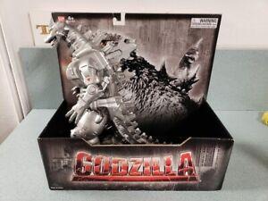2009 Godzilla 12'' MECHA-GODZILLA 3 Kiryuu Vinyl Figure Creation Bandai New