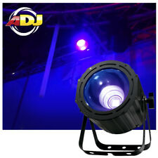 American DJ ADJ UV COB Cannon Powerful Ultraviolet w/ state-of-the-art COB LEDs