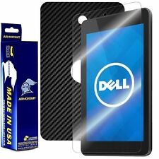 ArmorSuit MilitaryShield Dell Venue 7 Screen Protector + Black Carbon Fiber Skin