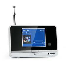 Radio numérique Internet Spotify Connect Tuner DAB/DAB+ FM Réveil + télécommande