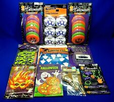 Vintage Halloween Party Lot
