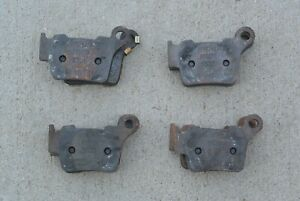 Motorcycle Rear Brake Pads for KTM EXC-R 450 4T 2008