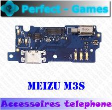 MEIZU M3S USB alimentation connecteur de charge power dock charging port board