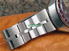 Solid Stainless Steel FishBone Type Replacement Bracelet For 6138-0040 BullHead