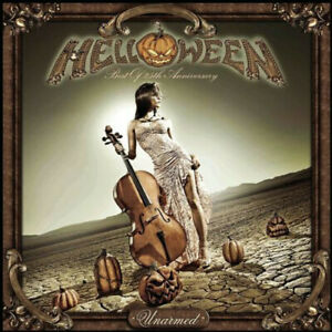 HELLOWEEN Best of 25th Anniversary Unarmed +1 CD SEALED NEW 2010 The End USA