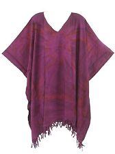 Women BOHO HIPPIE Tie Dye Plus Size Tunic Blouse Kaftan Top 20 22 24 3X 4X
