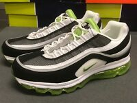 sports shoes 9f66e 7681f Nike Air Max 24-7 24 7 2017 2016 Sneakers New, Wht Black