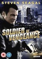 Soldier of Vengeance DVD (2012) Steven Seagal, Waxman (DIR) cert 15 ***NEW***