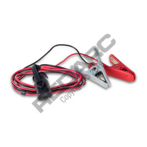 NEW Redarc 12V Charging Cable with Clamps SBC12ACC1-6