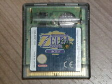 Nintendo Game Boy Color Game * ZELDA ORACLE OF AGES * Cart Only Colour