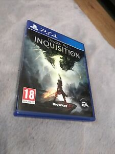 Dragon Age Inquisition - PlayStation 4 PS4 Game PS5 Tested + Warranty CHEAP