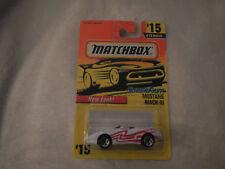 Matchbox SuperFast Mustang Mach III #15