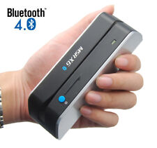 Bluetooth MSR X6BT Magnetic Stripe Credit Card Reader Writer Encoder MSRX6BT