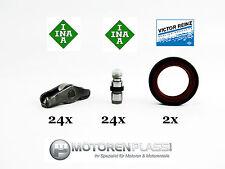 24  Rollenschlepphebel 24 Ventilstößel 2 Simmerringe VW  Audi 2,5 TDI BDG BCZ