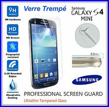 SAMSUNG GALAXY S4 MINI Tempered Glass Vitre de protection d'écran VERRE TREMPE